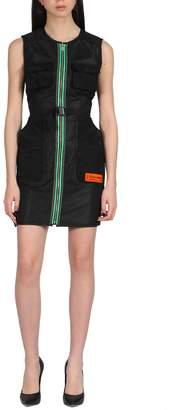 Heron Preston Utility Nylon Dress