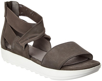 Eileen Fisher Kash Leather Sandal