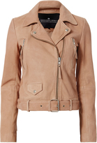 Designers Remix Aida Soft Biker Jacket