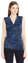 T Tahari Women's Kinley Knit