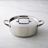 Wolf Gourmet Stainless-Steel Dutch Oven