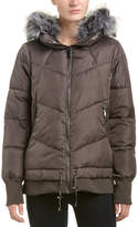 Sam Edelman Quilted Puffer Coat