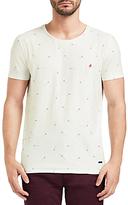 Hugo Boss Boss Orange Toasty Match Pattern T-shirt, Light/pastel Grey