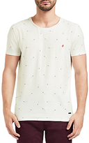 Hugo Boss Boss Orange Toasty Match Pattern T-shirt, Nautral
