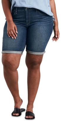 Levi's Curve Plus Shaping Bermuda