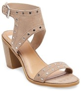 dv Women's dv Kaiden Studded Heel Quarter Strap Sandals