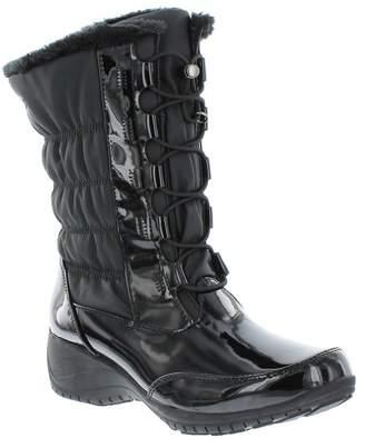 Khombu Amellia Ruched Boot