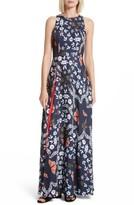 Ted Baker Women's Saskae Kyoto Gardens Maxi Dress