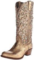 Frye Women's Deborah Studded Tall Western Boot