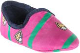 Polo Ralph Lauren Pink Stripe Jayde Booties - Infant