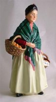 Royal Doulton The Orange Lady HN1953