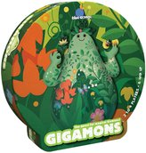 Blue Orange Games Gigamons : The Quest To Magical Elemons! Board Game