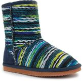 Lamo Juarez Girls' Yarn Boots