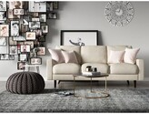 BEIGE Farnung Sofa Ebern Designs Upholstery Color