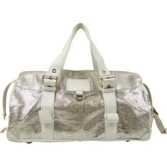 Marc Jacobs Metallic Leather Handbags