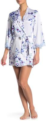 Jonquil In Bloom By Blue Lagoon Wrap Robe
