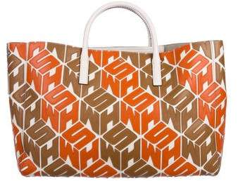 Anya Hindmarch Ebury Featherweight Maxi Tote w/ Tags
