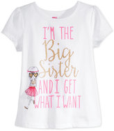 Epic Threads Mix and Match Big Sister Graphic-Print T-Shirt, Toddler & Little Girls (2T-6X), Only at Macy's