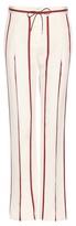 Loro Piana Larrie Silk-blend Trousers