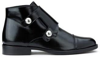 Jonak Drato Leather Boots