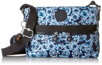 Kipling Angie Crossbody Bag Adjustable Shoulder Strap Zip Closure