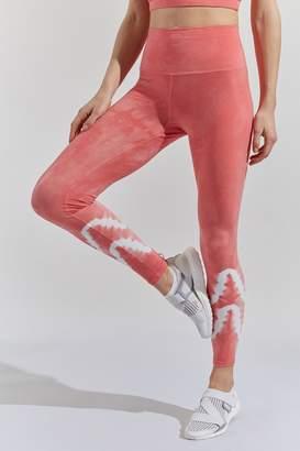 Electric & Rose Sunset Tie Dye Legging