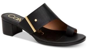 Calvin Klein Women's Daria Dress Sandals, Created for Macy's Women's Shoes