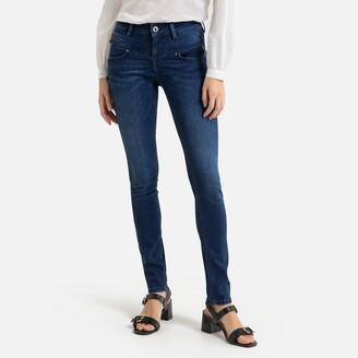 Freeman T. Porter Alexa Slim High-Waist Jeans