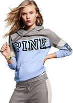 PINK Cross-Over Pullover