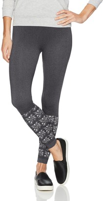 Muk Luks Women's Pattern Leggings