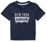 Levi's Toddler Boys) New York Graphic Logo Tee