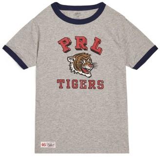 Ralph Lauren Kids Tigers Graphic T-Shirt (5-7 Years)