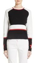 Belstaff Women's Sinead Intarsia Star Sweater