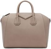 Givenchy Taupe Medium Antigona Bag