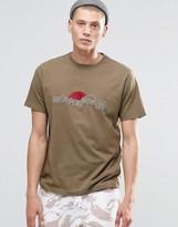 Maharishi Maha Hills Embroidered T-shirt