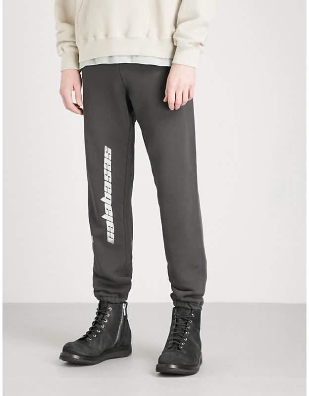 Yeezy Season 5 Calabasas cotton-jersey jogging bottoms