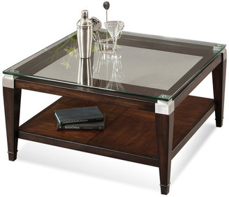 Bassett Mirror Dunhill Square Cocktail Table