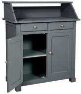 Laurette Surprise Side Table - Dark Grey