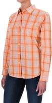 Woolrich Eaves Shirt - Stretch Poplin, Long Sleeve (For Women)