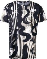 Vivienne Westwood abstract print T-shirt - men - Cotton - XS