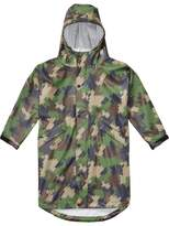 Scotch & Soda Camouflage Rain Jacket