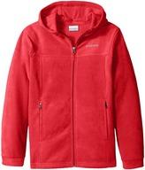 Columbia Kids - Steens II Fleece Hoodie Boy's Coat