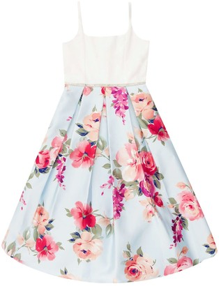 Speechless Girls 7-16 Pleated Floral Dress