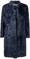 Liska - fur coat - women - Lamb Fur - M