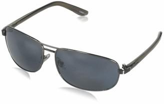 Dockers S01675ldp022 Polarized Aviator Sunglasses