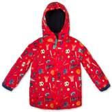 Stephen Joseph Sports Raincoat in Red