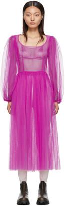 Molly Goddard Pink Bronwyn Dress