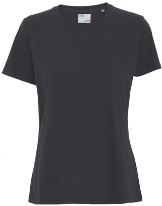 Colorful Standard - Dark Grey Light Organic Tee - XS