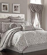 J Queen New York Babylon Damask Comforter Set