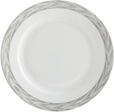 Mikasa Silk Moire Gris Dinner Plate